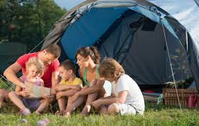 Why You Should Think Again About Camping